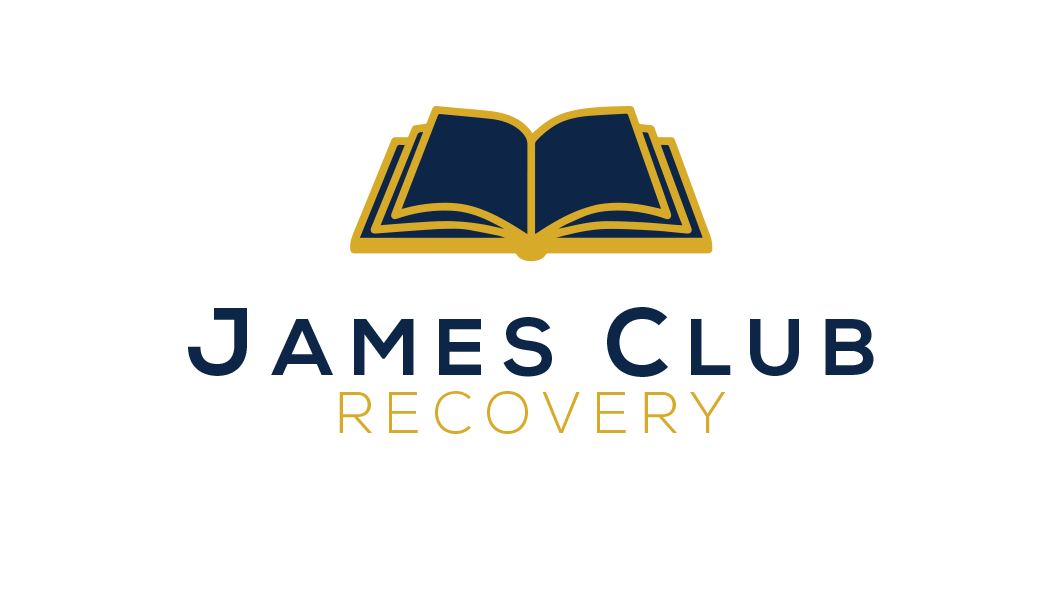 James Club Recover Logo
