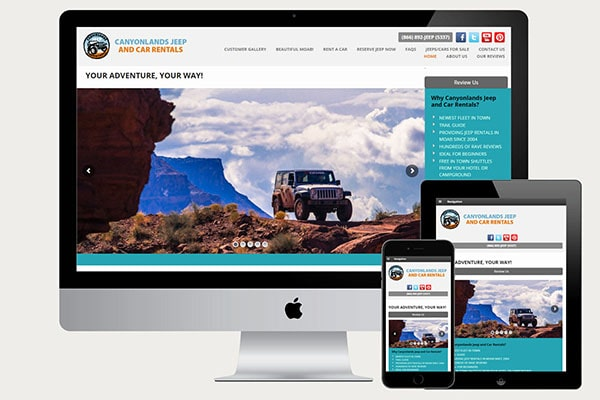 Canyon Lands Website